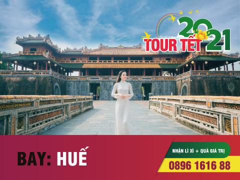 Tour Du Lịch Tết: Vui Xuân Đà Nẵng | Phố Cổ Hội An | Kinh Đô Huế