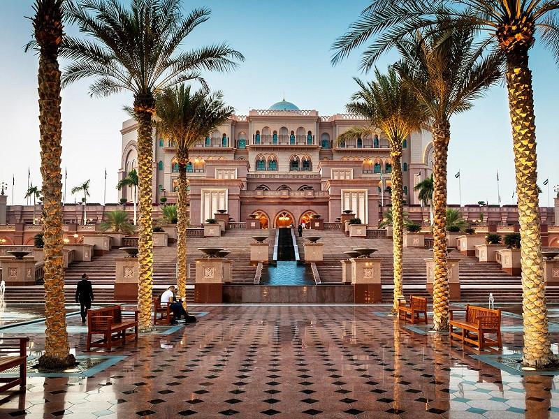 Tìm hiểu 5 khách sạn nổi tiếng tại Dubai - ảnh 2