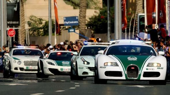 Những điều kỳ lạ ở Dubai - ảnh 3