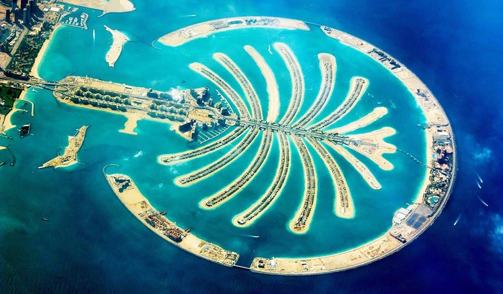 Các công trình kiến trúc tại Dubai vô cùng độc đáo - Ảnh 2