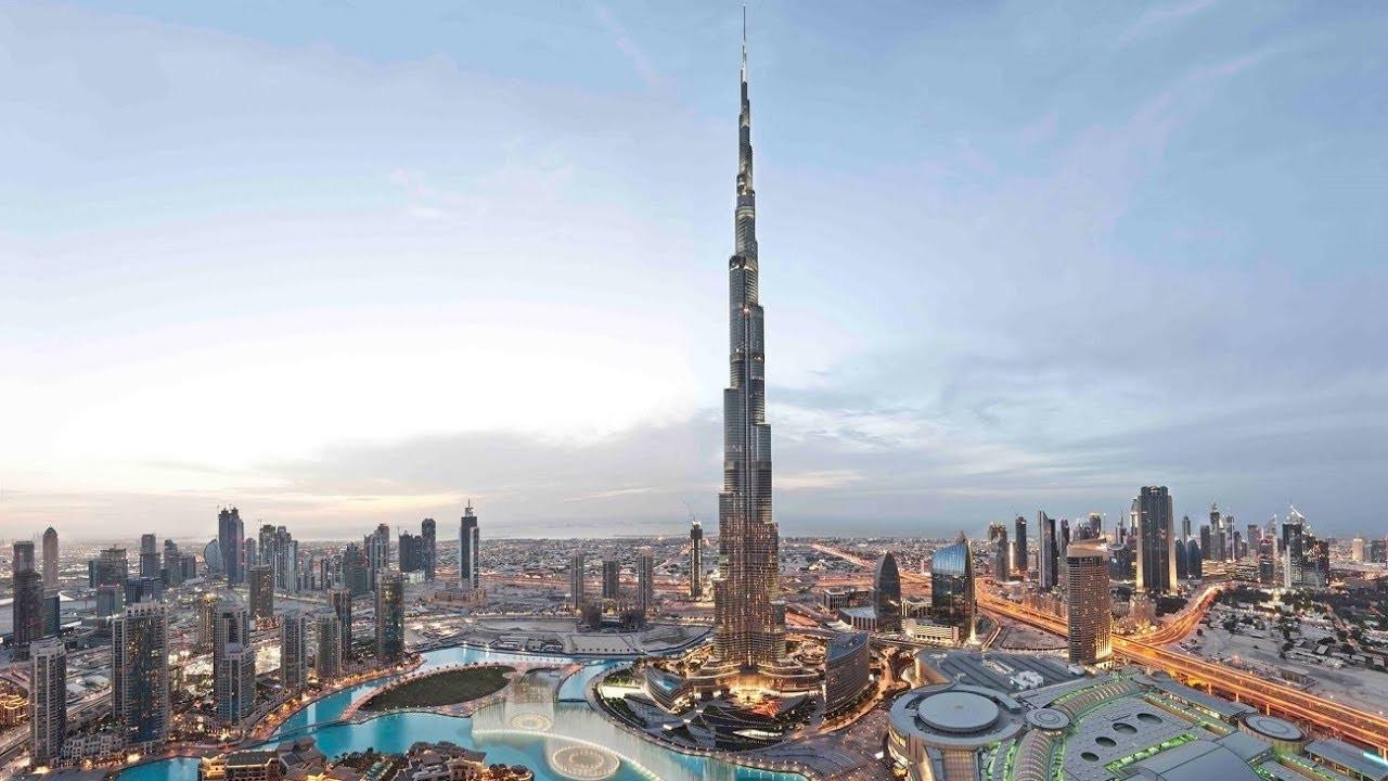 Các công trình kiến trúc tại Dubai vô cùng độc đáo - Ảnh 5