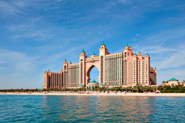 Tìm hiểu 5 khách sạn nổi tiếng tại Dubai - ảnh 4
