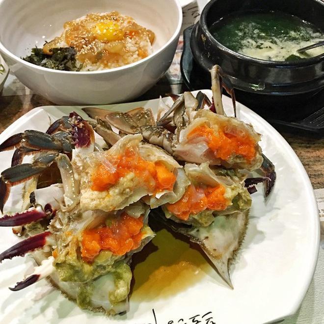 Một lần dũng cảm ăn món cua ngâm tương Hàn Quốc nổi tiếng - ảnh 4