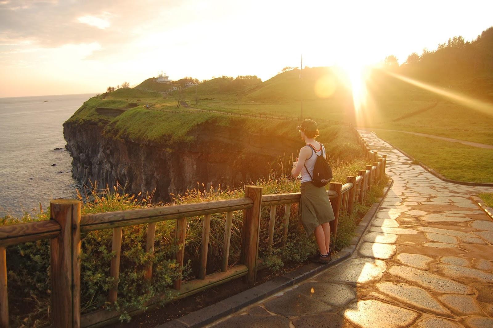 Mê mẩn nét đẹp lãng mạn mùa xuân đảo Jeju – ảnh 9