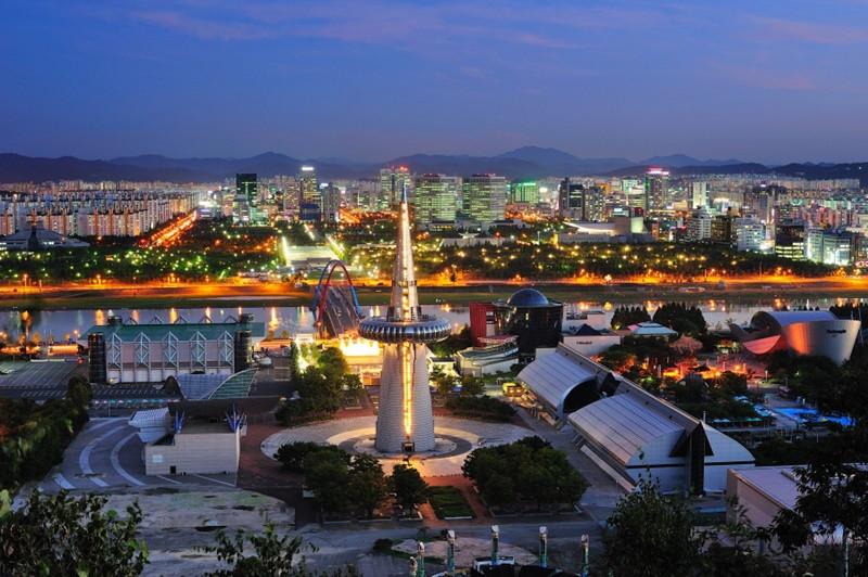 Những điểm đến hàng đầu tại thành phố Daejeon - ảnh 1