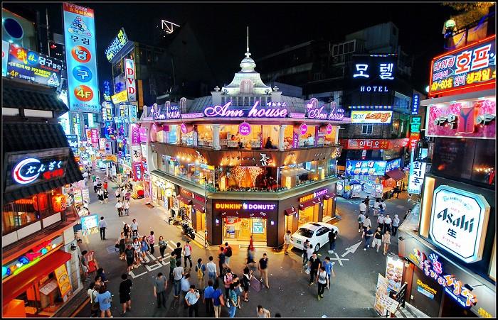 Du lịch Hàn Quốc – Bạn biết gì về khu phố Itaewon? - ảnh 2