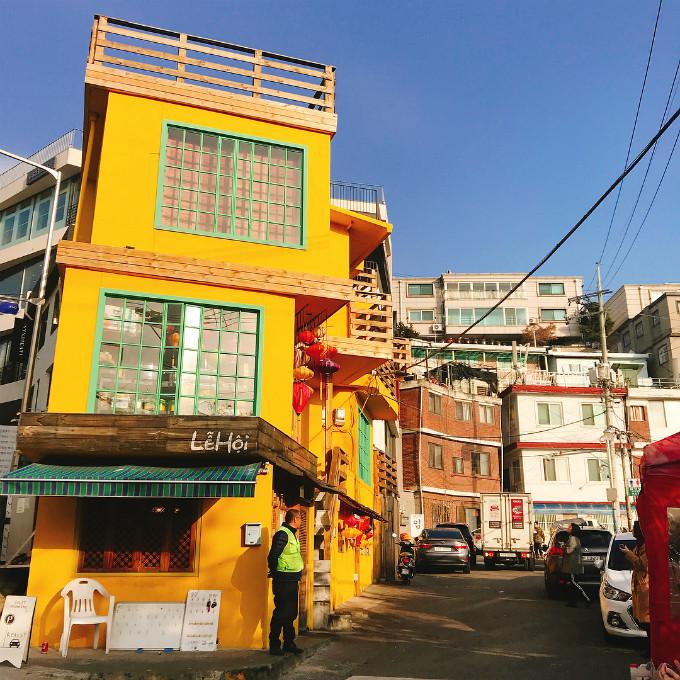 Du lịch Hàn Quốc – Tìm hiểu khu phố Itaewon - ảnh 5