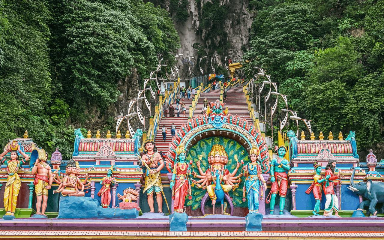 10 nơi check in nghìn like không nên bỏ qua trong tourdu lịch Singapore Malaysia - Ảnh 6