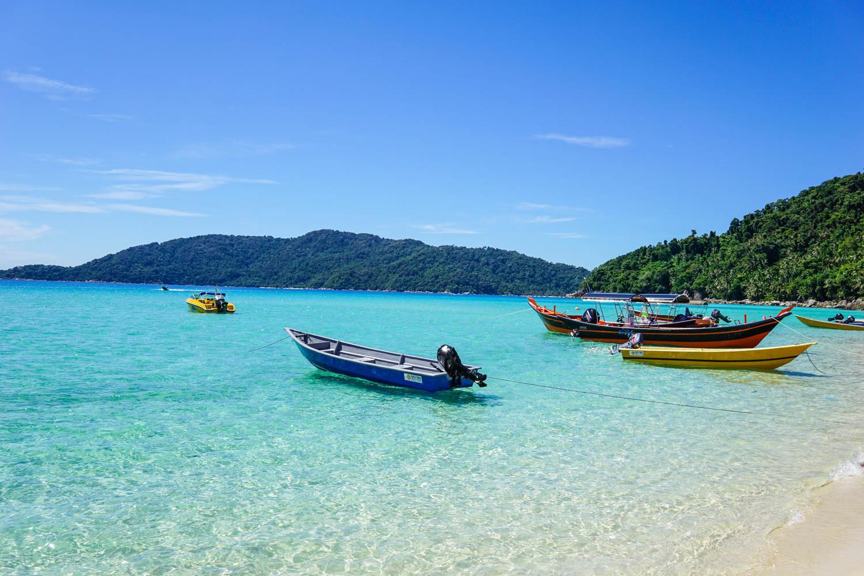 Quần đảo Perhentian - du lịch Malaysia