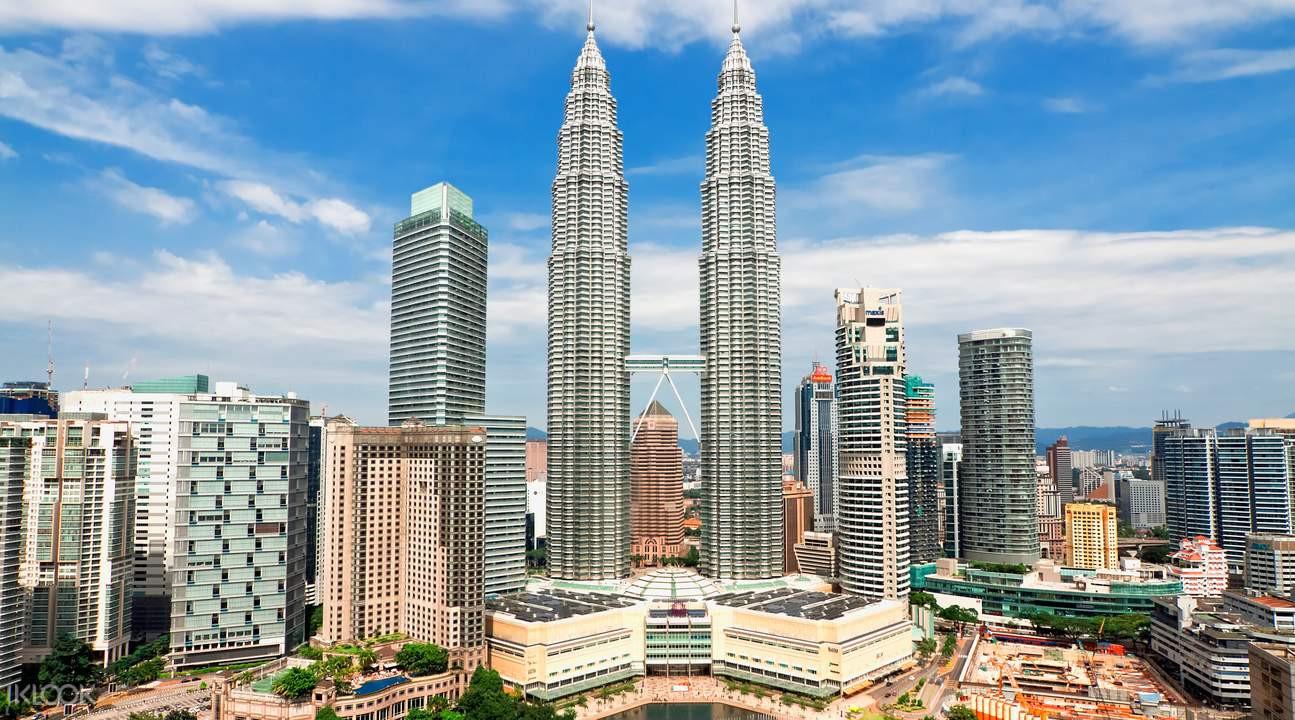 Chiêm ngưỡng tháp đôi Petronas – Niềm kiêu hãnh của đất nước Malaysia - ảnh 1