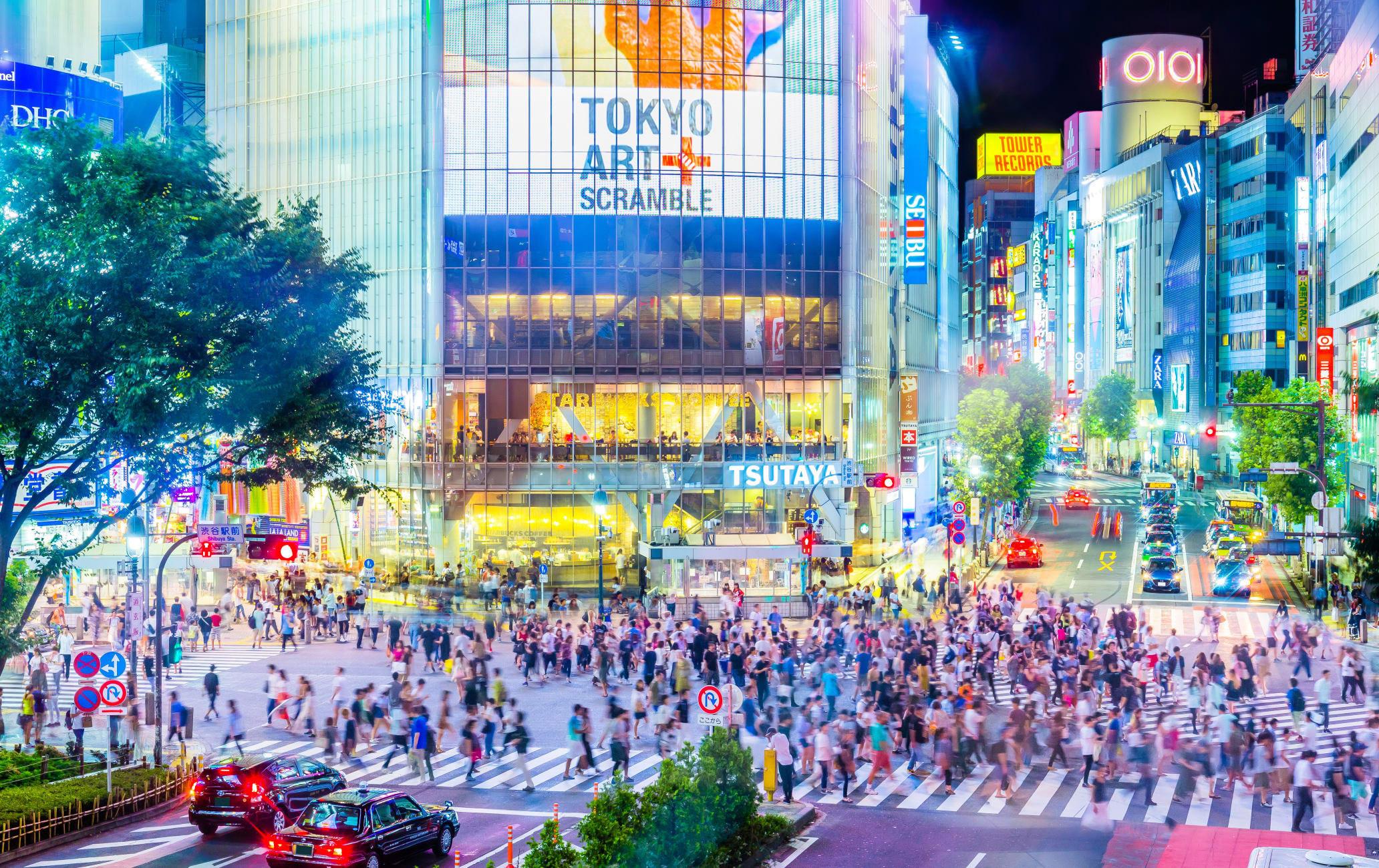 Tìm hiểu nhịp sống hối hả tại giao lộ Shibuya Nhật Bản - ảnh 2
