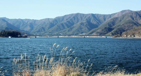 """Địa điểm """"đốn tim"""" đông đảo tín đồ du lịch trên toàn thế giới chính là hồ Kawaguchi"""