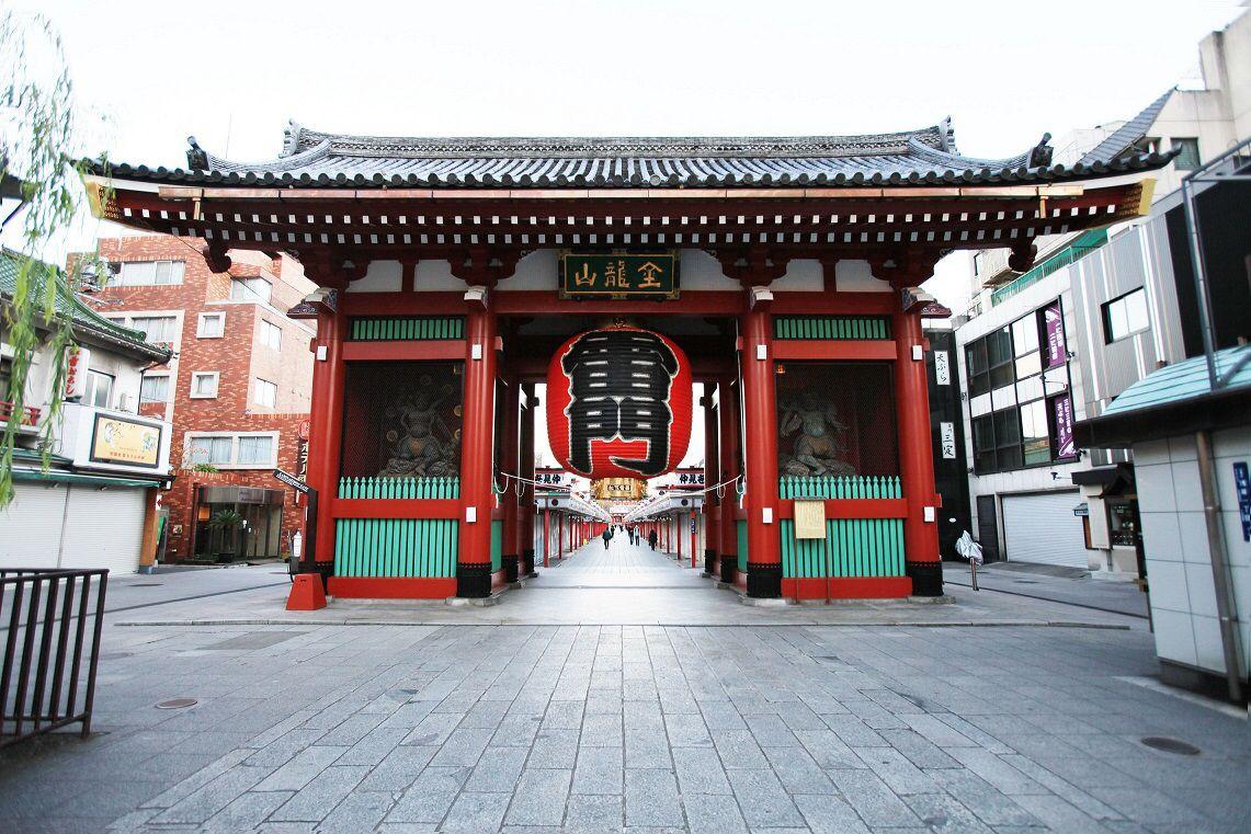 Khám phá đền cổ Asakusa Kannon Nhật Bản -  Ảnh 3