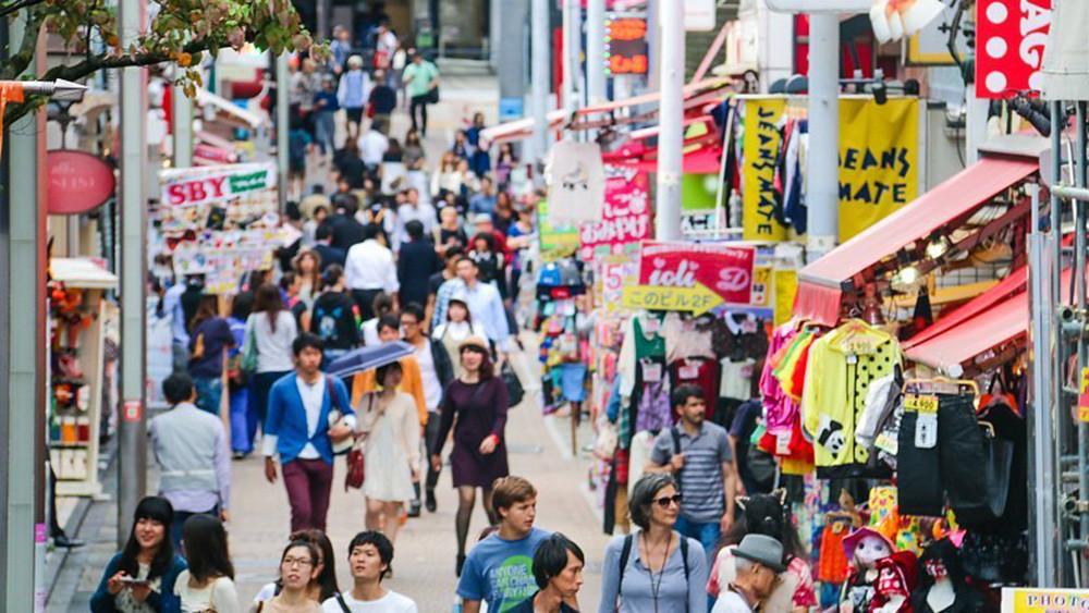 7 điểm mua sắm không nên bỏ qua ở Tokyo - tour Nhật Bản - ảnh 7
