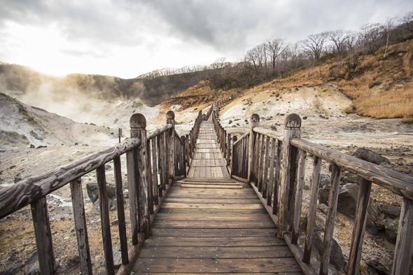 Ngỡ ngàng với vẻ đẹp Hokkaido bốn mùa -  ảnh 7