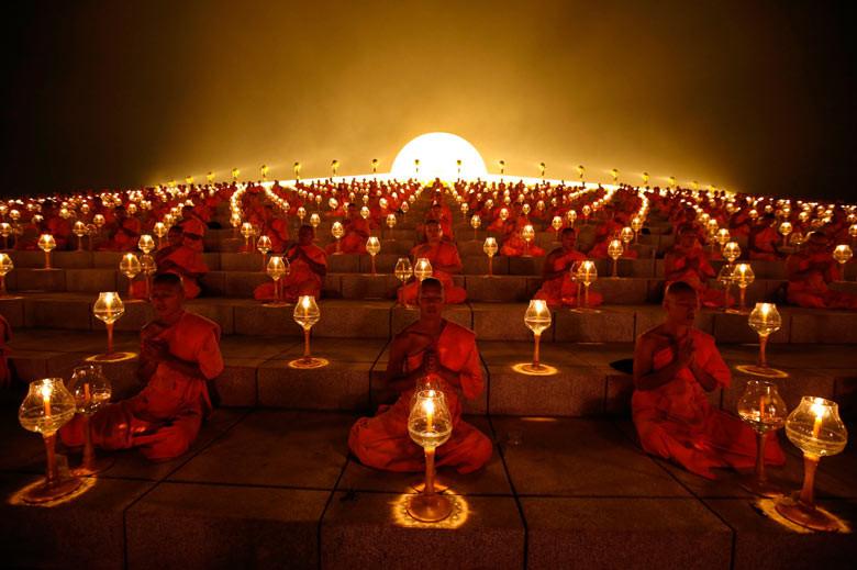 Chùa Wat Dhammakaya - ảnh 3