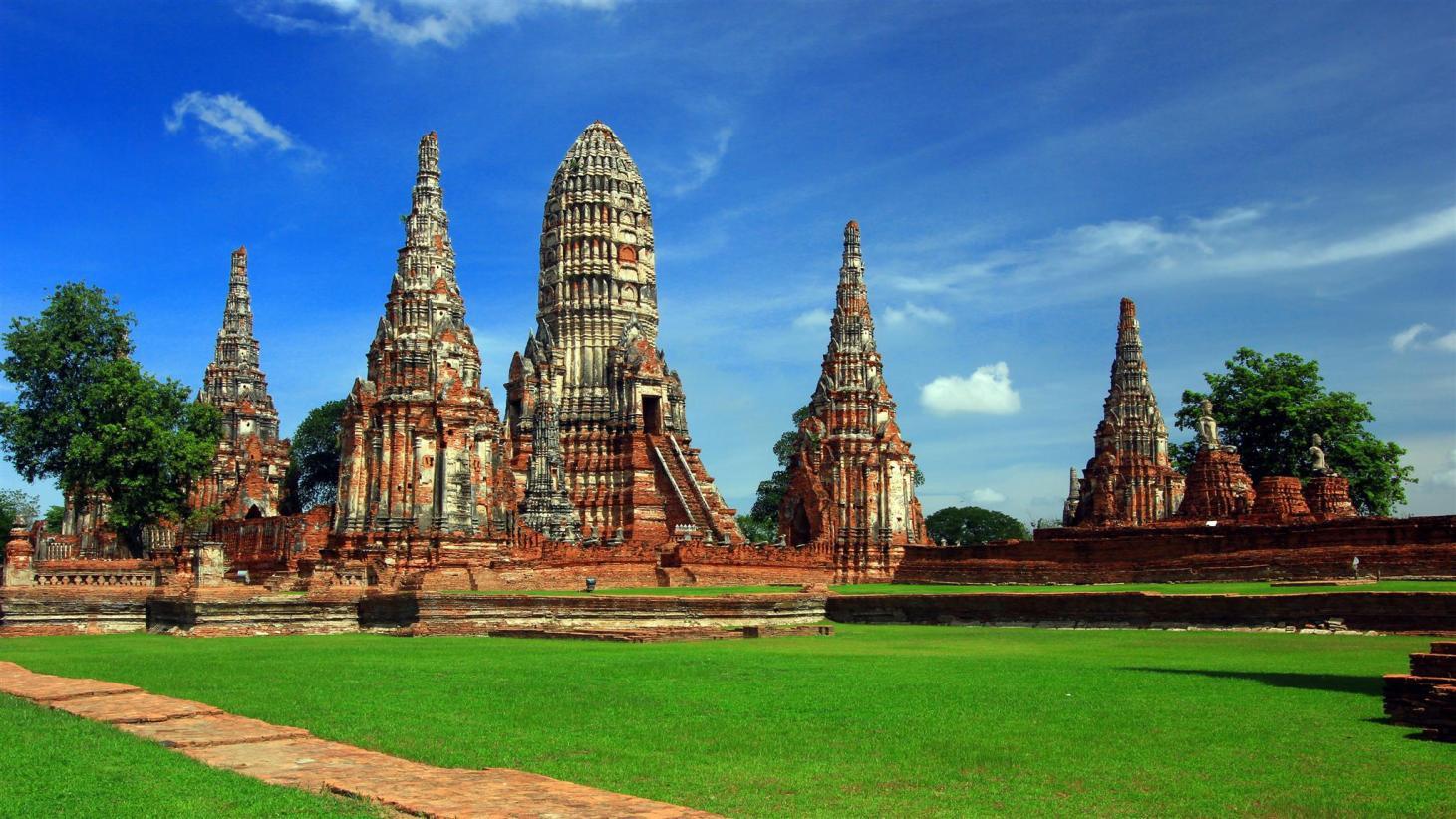 Tìm hiểu và khám phá cố đô Ayutthaya bình yên của Thái Lan - ảnh 2