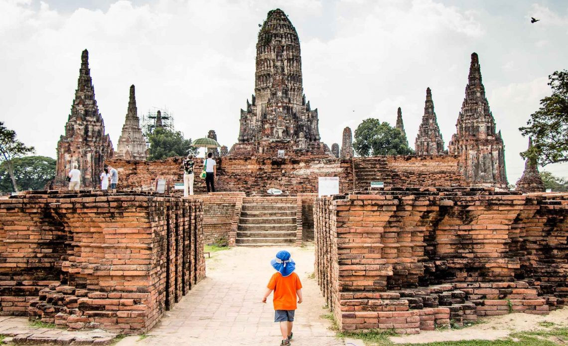 Tìm hiểu và khám phá cố đô Ayutthaya bình yên của Thái Lan - ảnh 3
