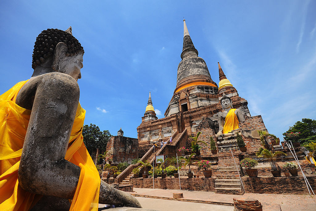 Tìm hiểu và khám phá cố đô Ayutthaya bình yên của Thái Lan - ảnh 4