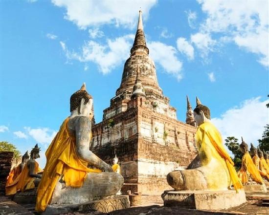 Tìm hiểu và khám phá cố đô Ayutthaya bình yên của Thái Lan - ảnh 6
