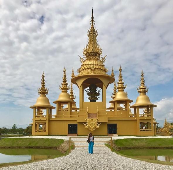 Khung cảnh tuyệt đẹp đầy lôi cuốn ở chùa Trắng Thái Lan - ảnh 5