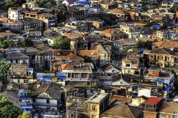 Chiêm ngưỡng những cổ trấn đẹp nhất Trung Quốc - ảnh 7