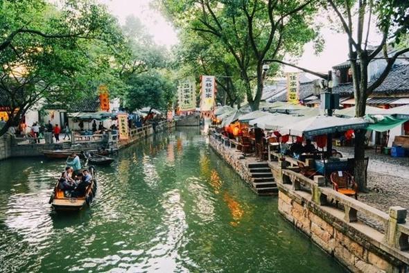 Chiêm ngưỡng những cổ trấn đẹp nhất Trung Quốc - ảnh 3