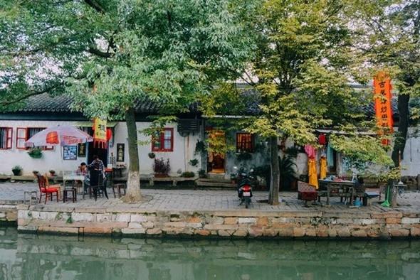 Chiêm ngưỡng những cổ trấn đẹp nhất Trung Quốc - ảnh 4