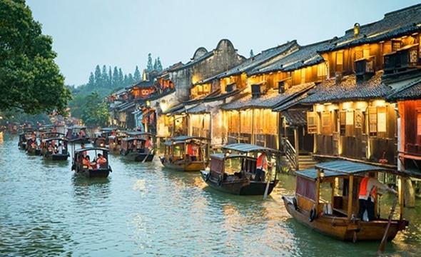 Chiêm ngưỡng những cổ trấn đẹp nhất Trung Quốc - ảnh 9