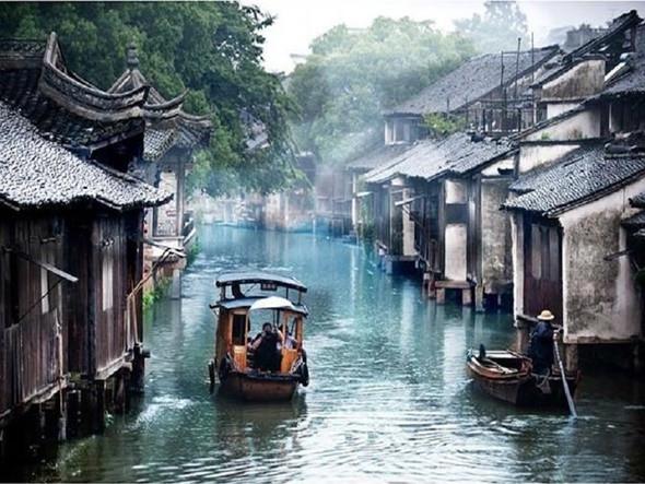 Chiêm ngưỡng những cổ trấn đẹp nhất Trung Quốc - ảnh 10