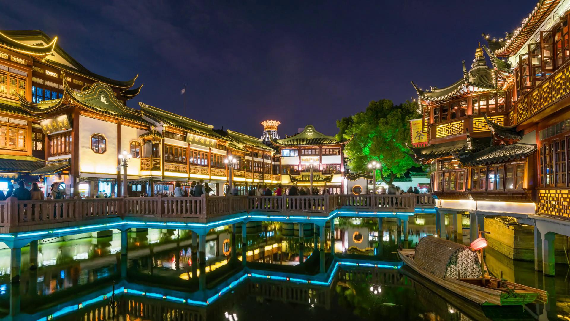 Hành trình du lịch tìm hiểu và khám phá nét đẹp muôn màu bến Thượng Hải - ảnh 4