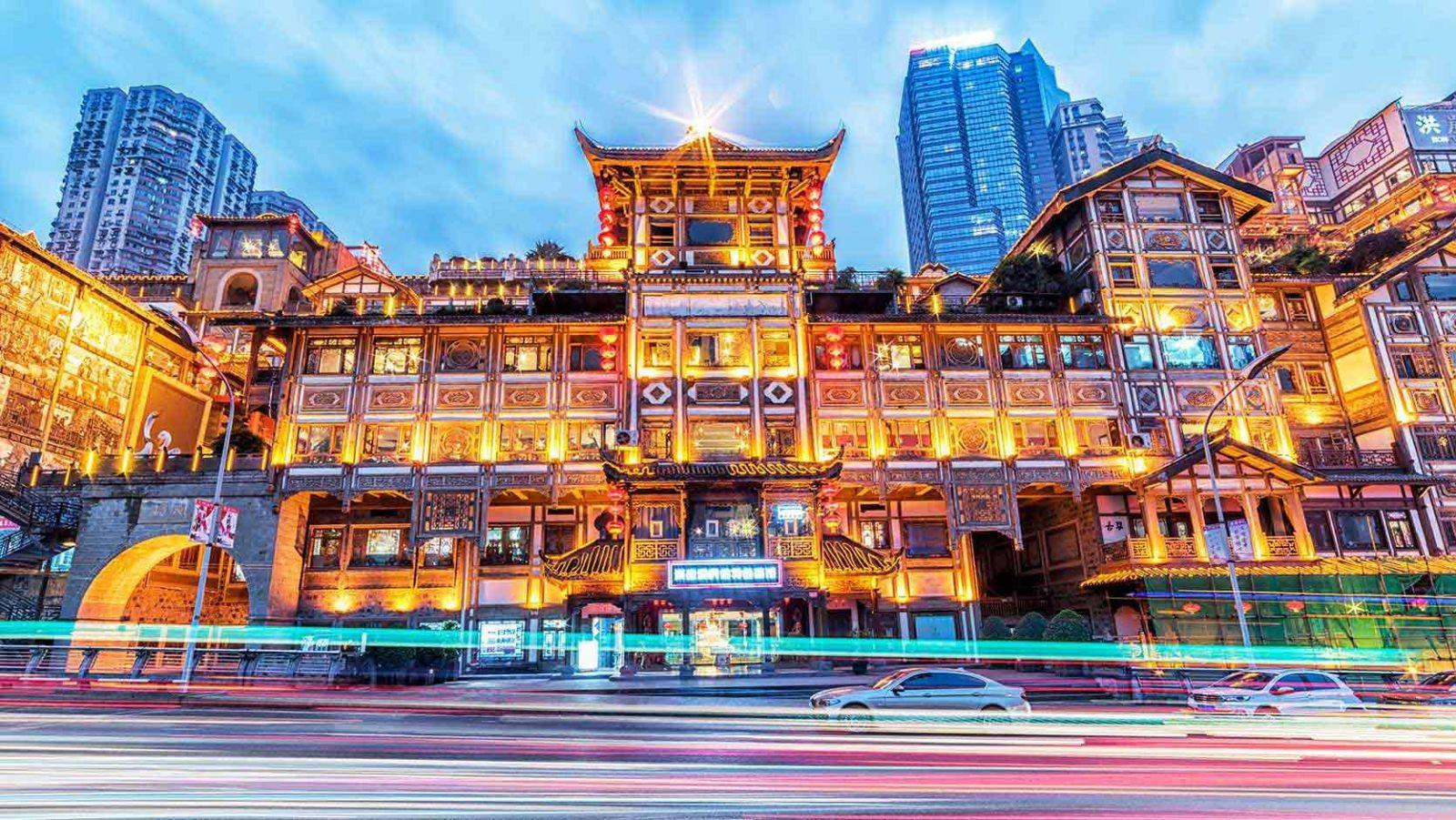 Các trải nghiệm lôi cuốn của chuyến du lịch Trùng Khánh - ảnh 10