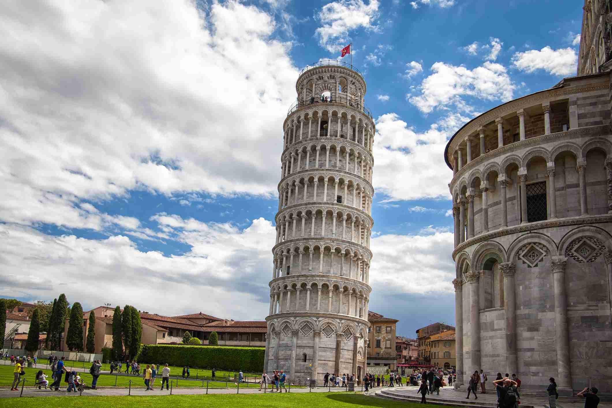 Tháp nghiêng Pisa và những điều bạn chưa từng biết - ảnh 4