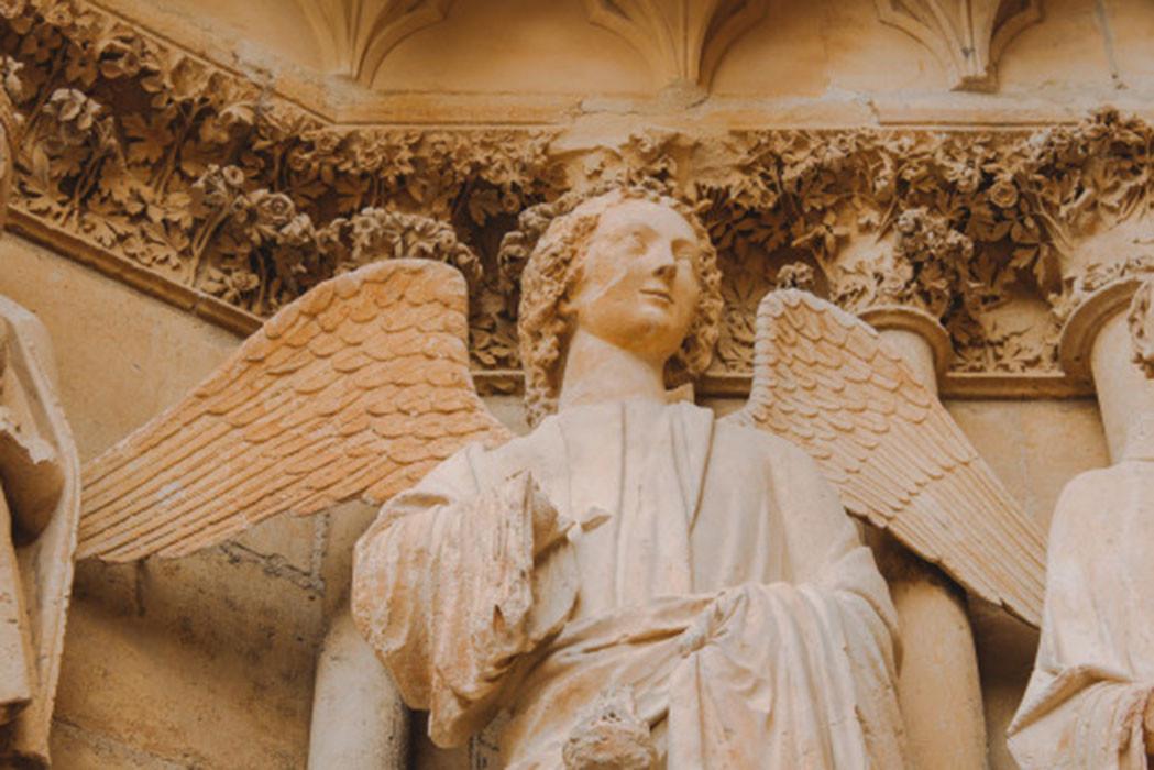 Khám phá nhà thờ Đức Bà Reims đẹp nhất nước Pháp - ảnh 4
