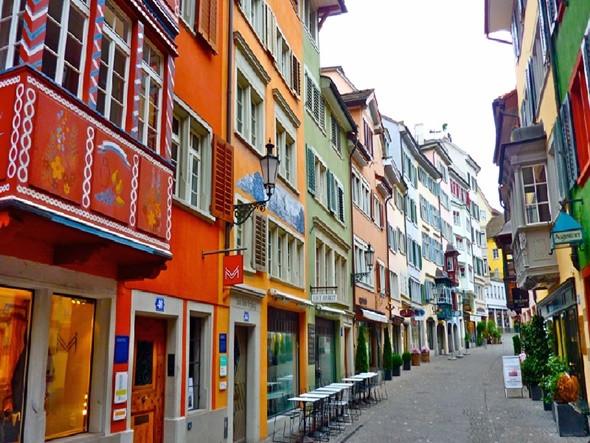 Có những gì lôi cuốn tại Zurich – thành phố đáng sống nhất thế giới? - ảnh 8
