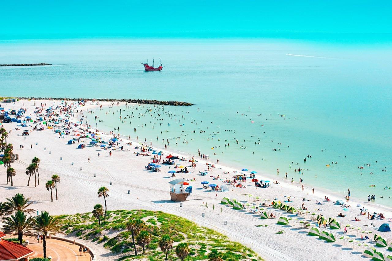 Các bãi biển tuyệt đẹp nhất tại Mỹ nếu không đi thì thật phí cuộc đời - ảnh 5
