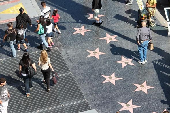 Khám phá những điều thú vị ở Đại Lộ Danh Vọng Hollywood - ảnh 1