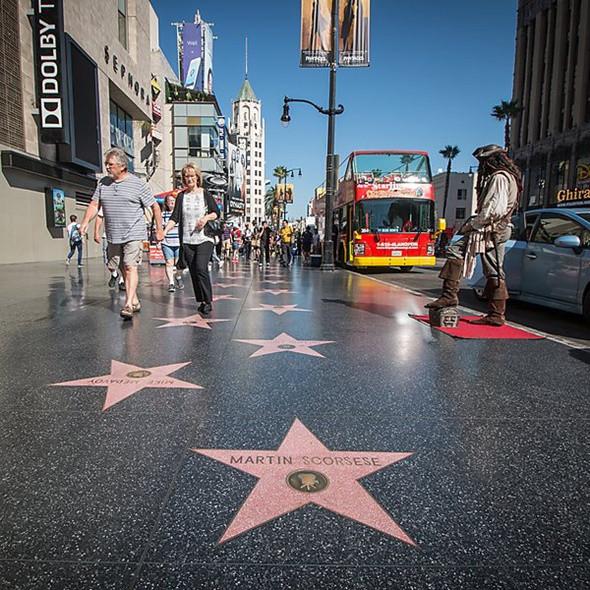 Khám phá những điều thú vị ở Đại Lộ Danh Vọng Hollywood - ảnh 5