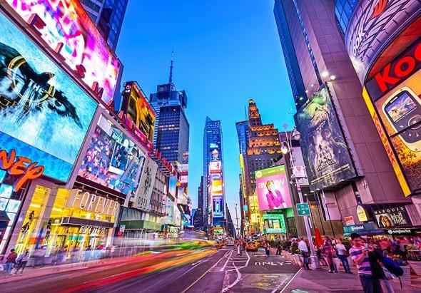 Tìm hiểu những điều hấp dẫn nào đang chờ bạn ở Times Square Quảng trường Thời đại - ảnh 2