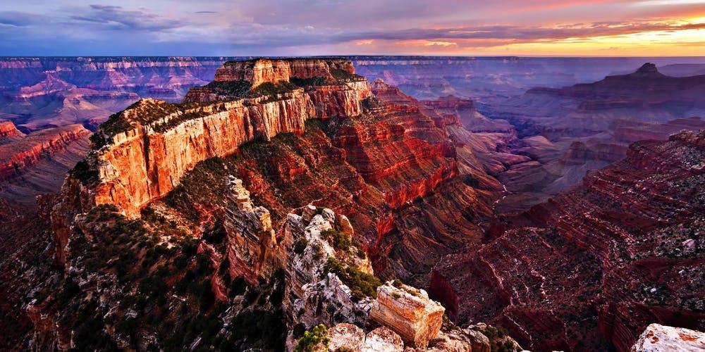 Du lịch Mỹ thì không nên bỏ lỡ kỳ quan thiên nhiên Grand Canyon - ảnh 2
