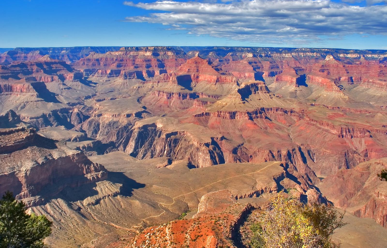 Du lịch Mỹ thì không nên bỏ lỡ kỳ quan thiên nhiên Grand Canyon - ảnh 3