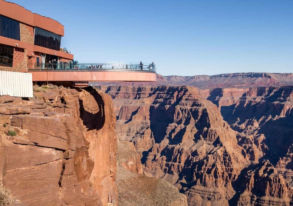 Du lịch Mỹ thì không nên bỏ lỡ kỳ quan thiên nhiên Grand Canyon - ảnh 5