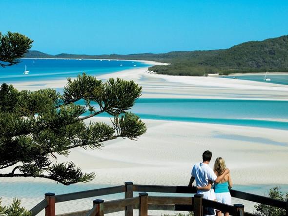 Khám phá bãi biển Whitehaven – thiên đường du lịch Úc - ảnh 4