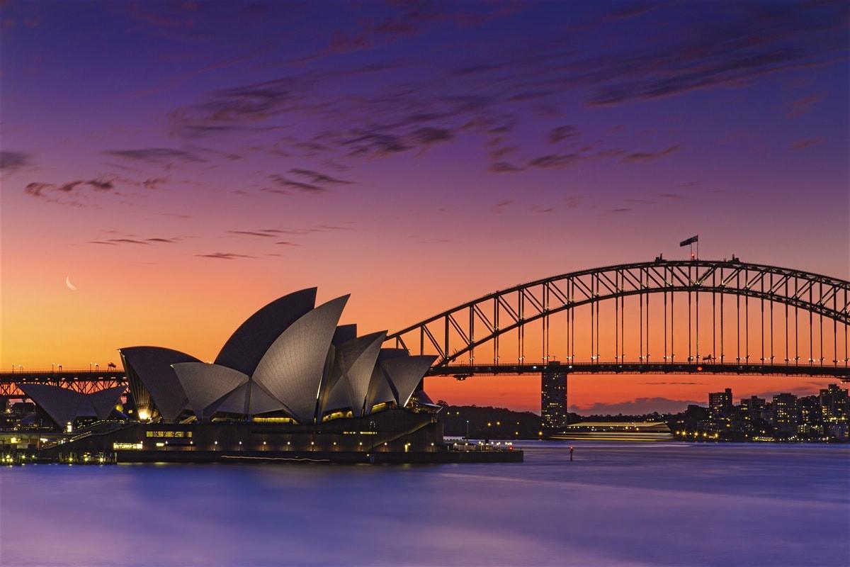 Du lịch hè Úc - Sydney