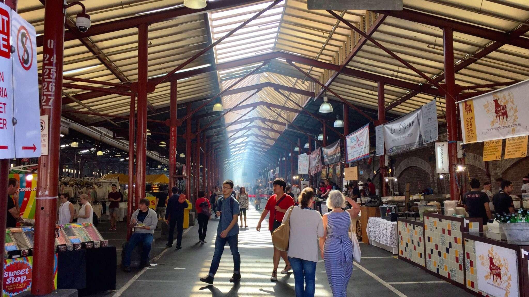 Khám phá khu chợ Nữ hoàng Victoria ngay giữa lòng thành phố Melbourne hiện đại - ảnh 6
