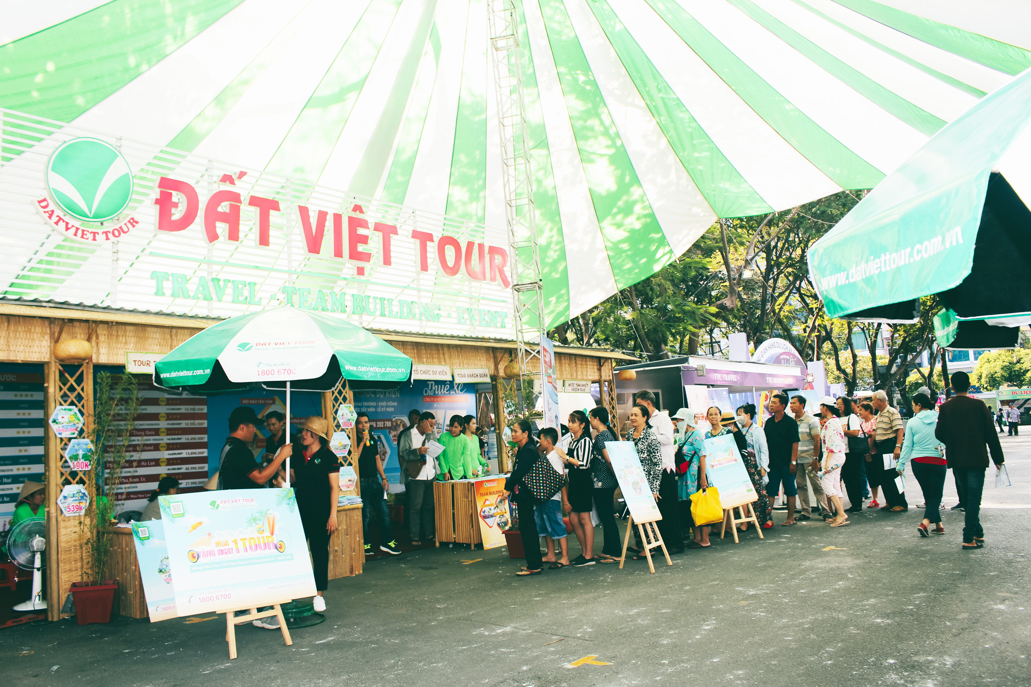Đất Việt Tour khuyến mại lên đến 66% ở Ngày hội Du lịch 2020 - ảnh 3