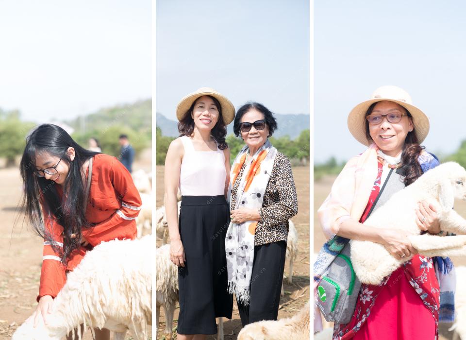 Đoàn khách tham gia tour Hồ Tràm – resort Vietsovpetro 4 sao của Đất Việt Tour - Ảnh 2