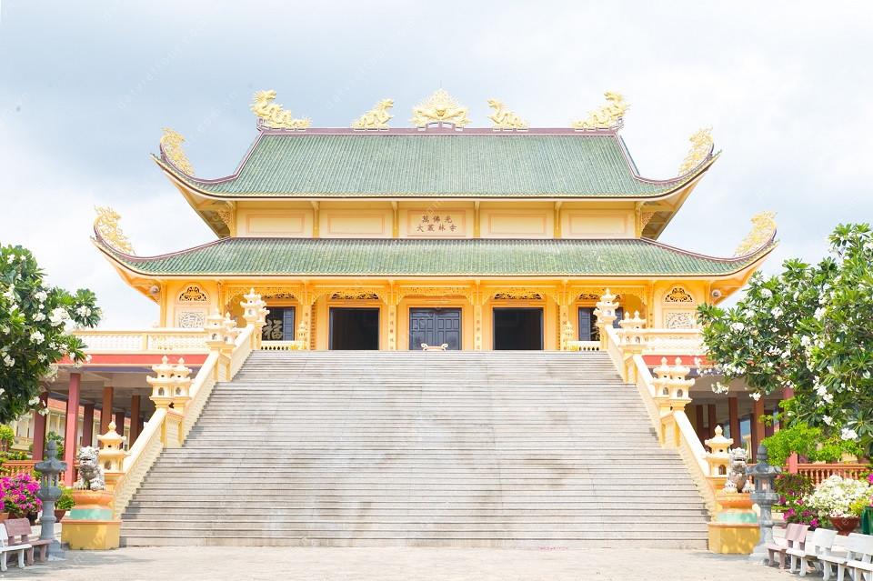 Đoàn khách tham gia tour Hồ Tràm – resort Vietsovpetro 4 sao của Đất Việt Tour - Ảnh 5