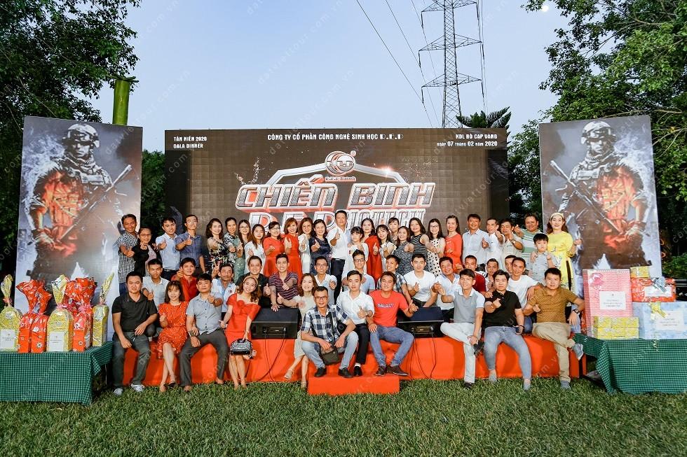 CBNV Công ty Cổ phần Sinh học R.E.P đã có chuyến du lịch team building - 16