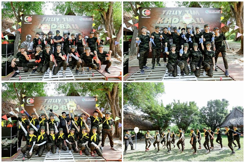 CBNV Công ty Cổ phần Sinh học R.E.P đã có chuyến du lịch team building - 4